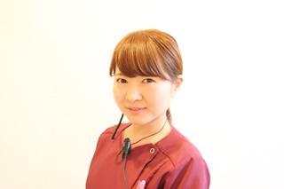 歯科衛生士 町田 菜摘(まちた なつみ)