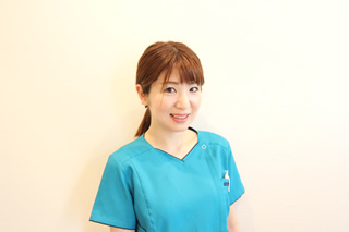 歯科衛生士 蒔田 莉奈(まきだ  りな)